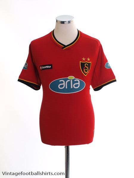 2001-02 Galatasaray Third Shirt S