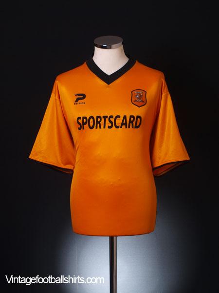2001-02 Hull City Home Shirt XL