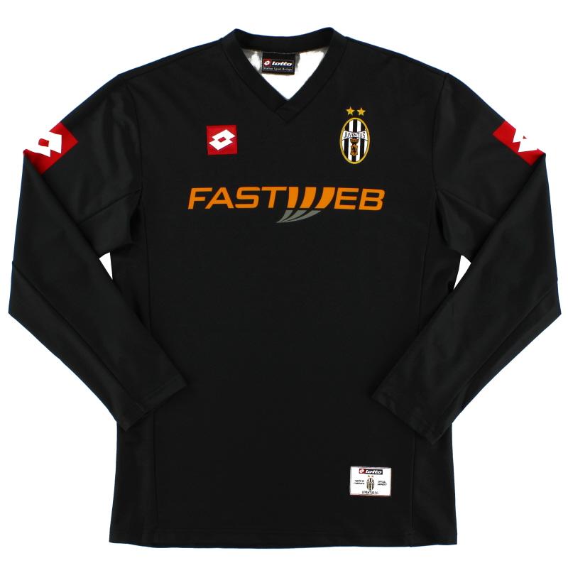 2001-02 Juventus Away Shirt L/S XL