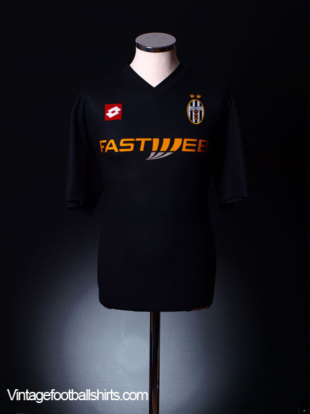 cc48c8538cb 2001-02 Juventus Away Shirt XL for sale