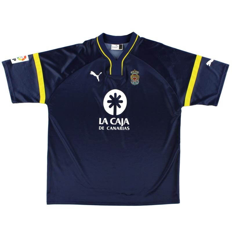 2001-02 Las Palmas Away Shirt XL