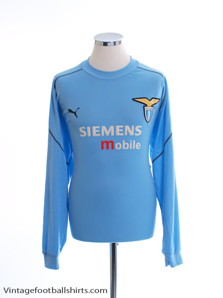 2001-02 Lazio Training Shirt XL