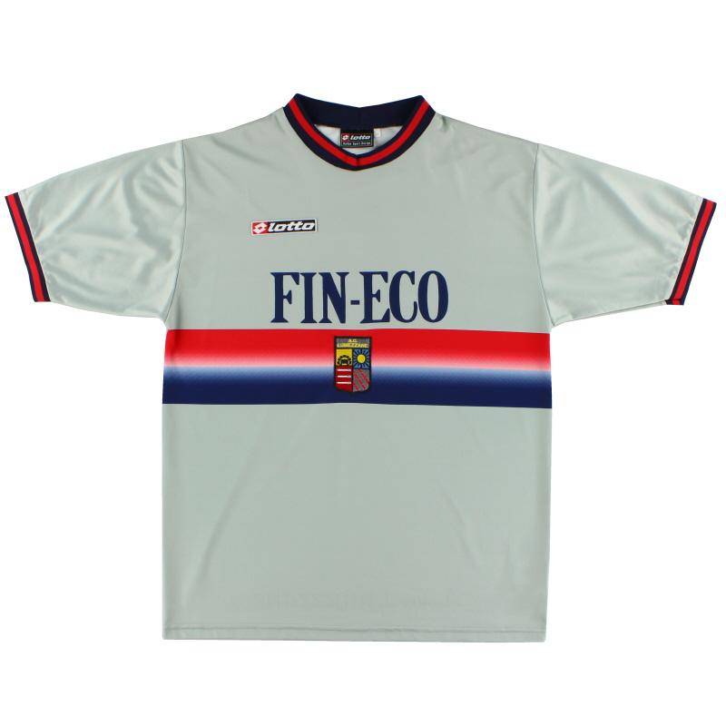 2001-02 Lumezzane Third Shirt #8 XL