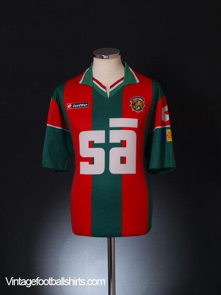 2001-02 Maritimo Home Shirt L