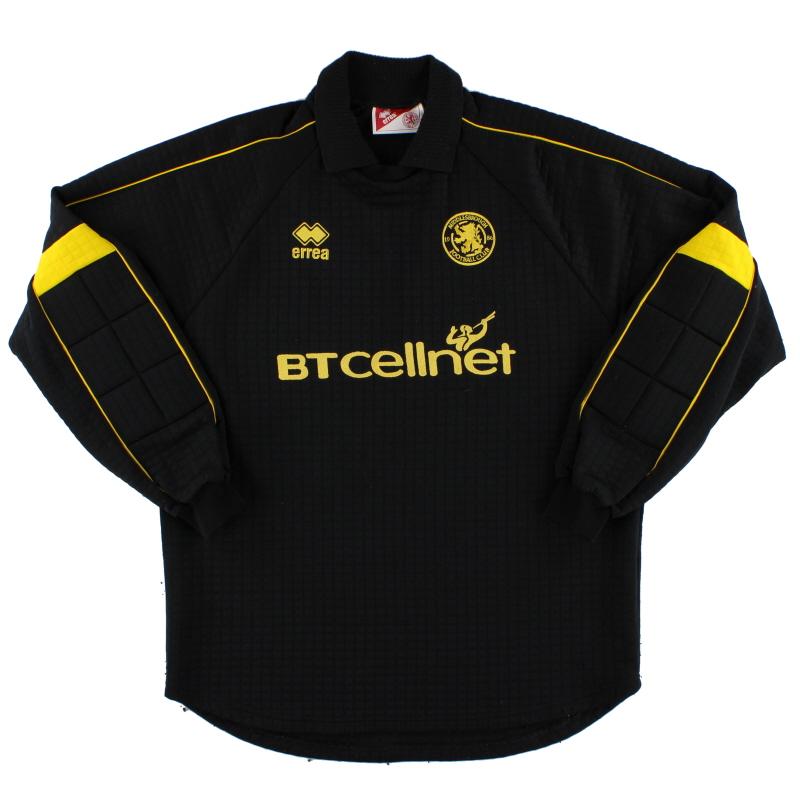 2001-02 Middlesbrough Goalkeeper Shirt XXL