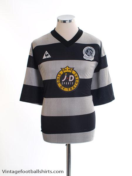 2001-02 QPR Away Shirt XXL