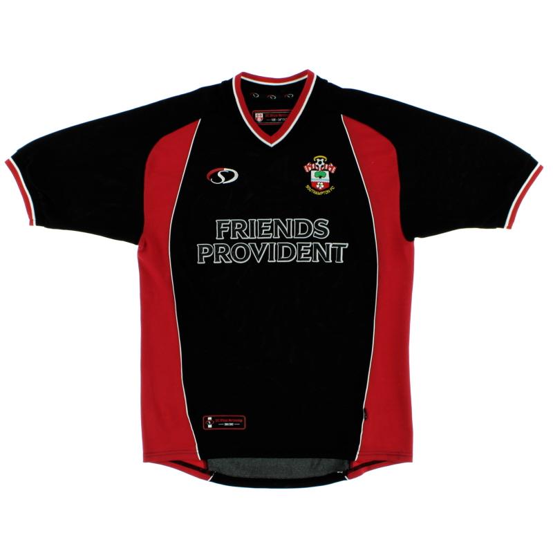 2001-02 Southampton Away Shirt S