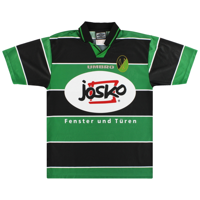 2001-02 SV Ried Umbro Home Shirt M