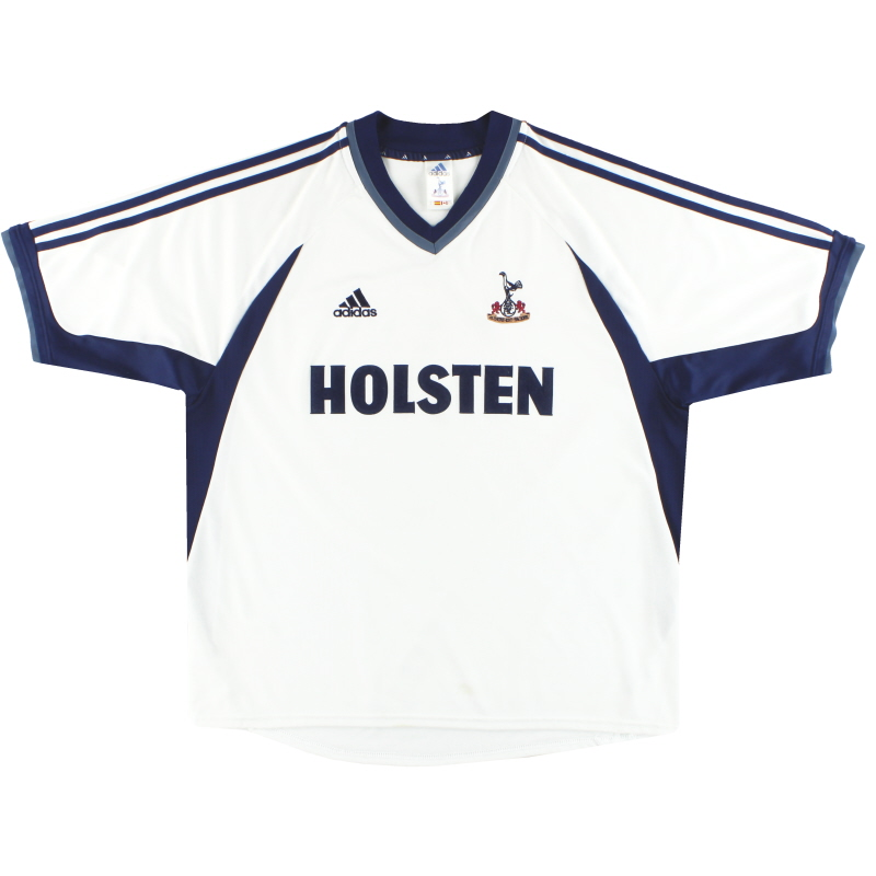 2001-02 Tottenham adidas Home Shirt XL - 907428