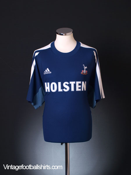 2001-02 Tottenham Training Shirt XL