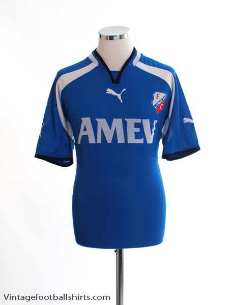 2001-02 Utrecht Away Shirt XL