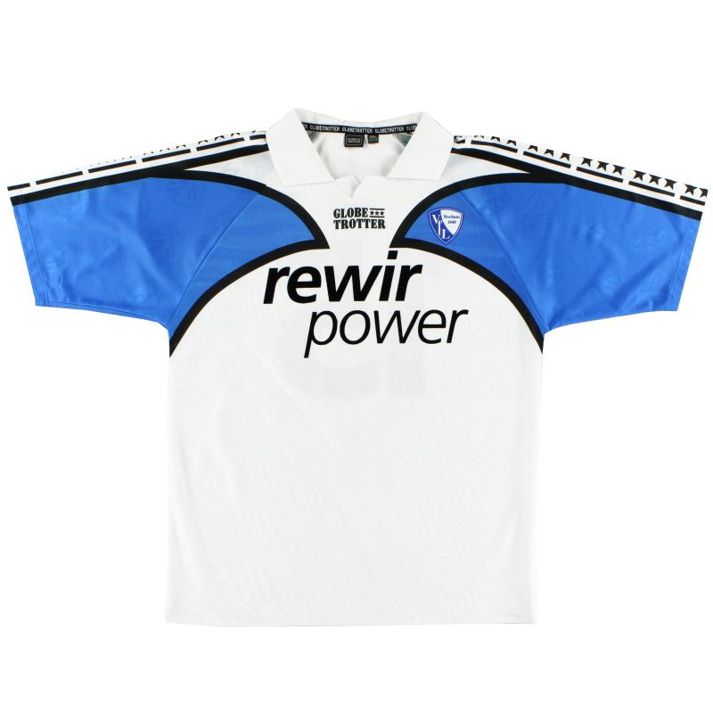 2001-02 VfL Bochum Home Shirt #15 XL