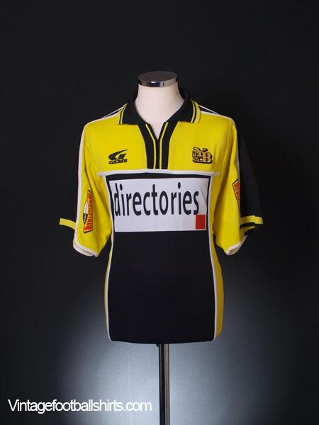 2001-02 Young Boys Home Shirt L