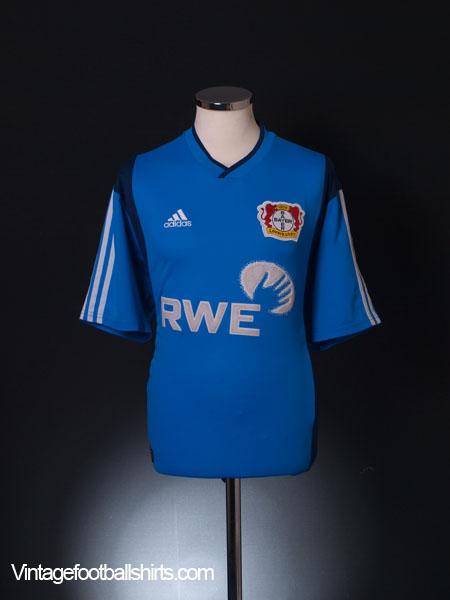 2001-03 Bayer Leverkusen Away Shirt L