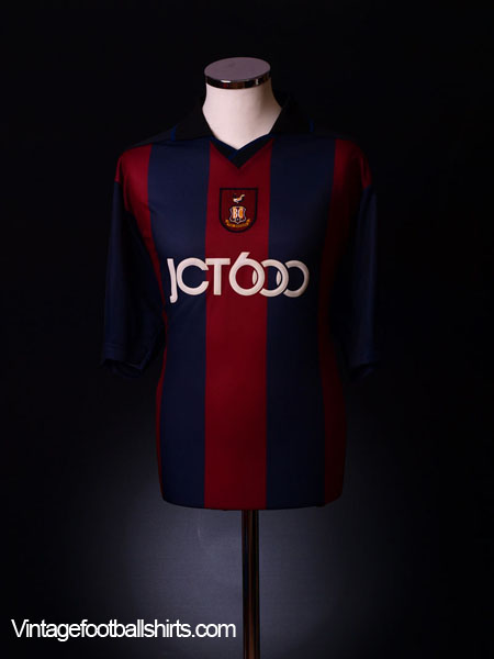 2001-03 Bradford City Away Shirt L