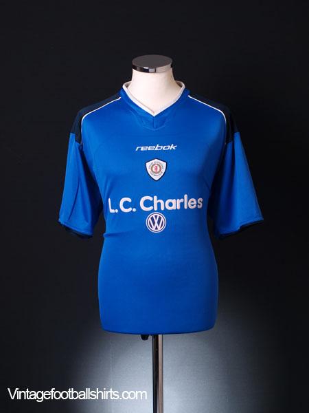 2001-03 Crewe Alexandra Away Shirt XL