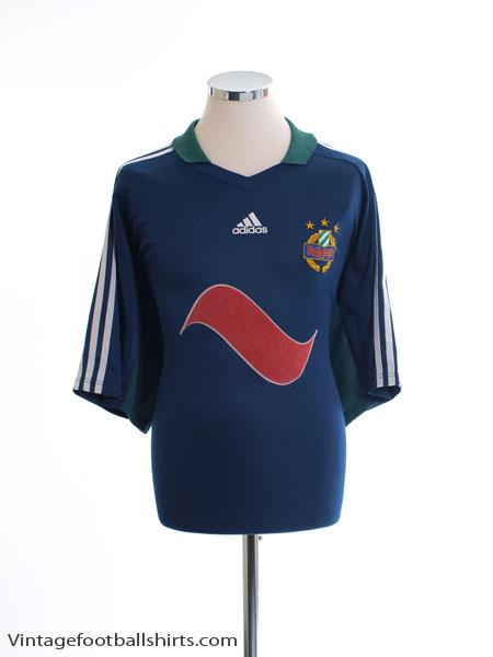 2001-03 Rapid Vienna Away Shirt XXL