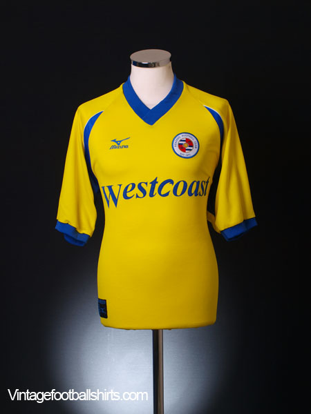 2001-03 Reading Away Shirt L