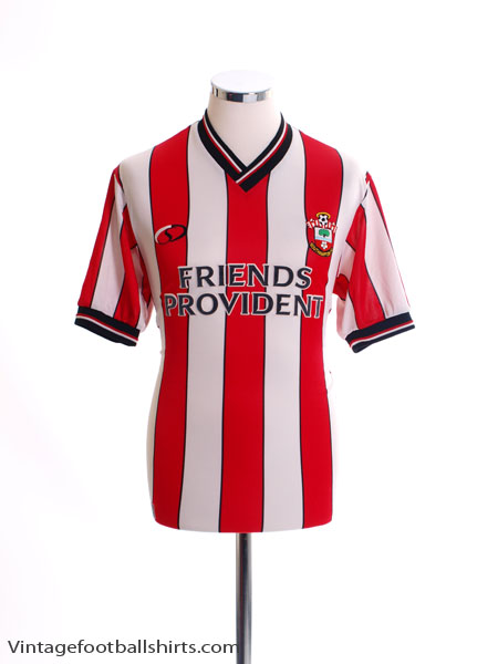 2001-03 Southampton Home Shirt M