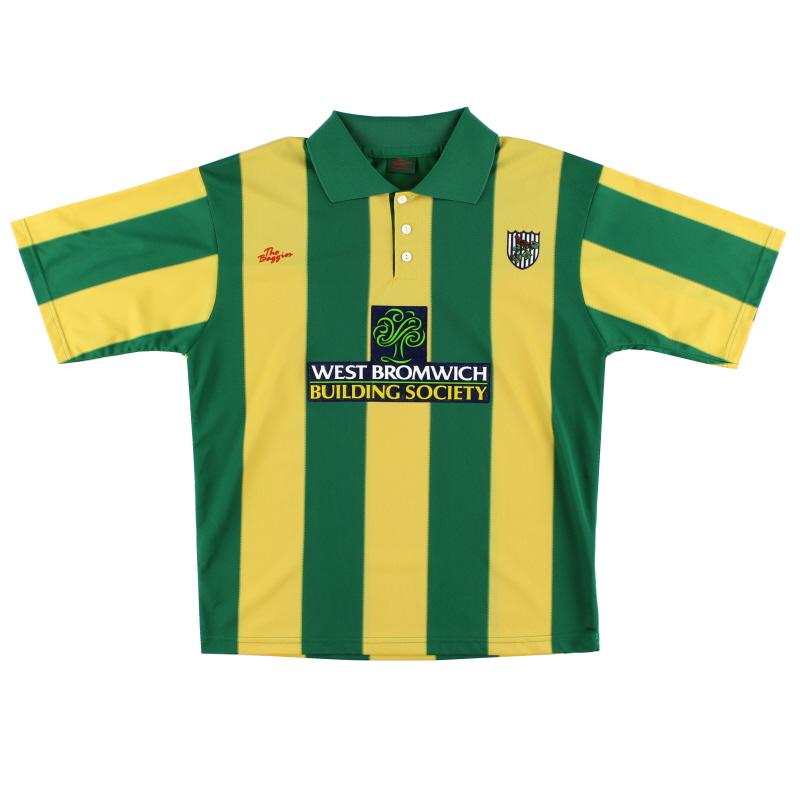 2001-03 West Brom Away Shirt L