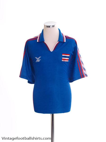 2001 Thailand Home Shirt *Mint* XXL