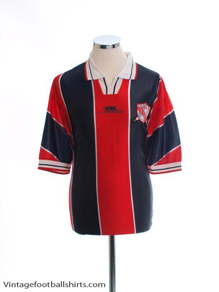 2001 Trinidad & Tobago Home Shirt XL