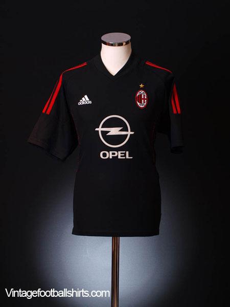2002-03 AC Milan Third Shirt XL