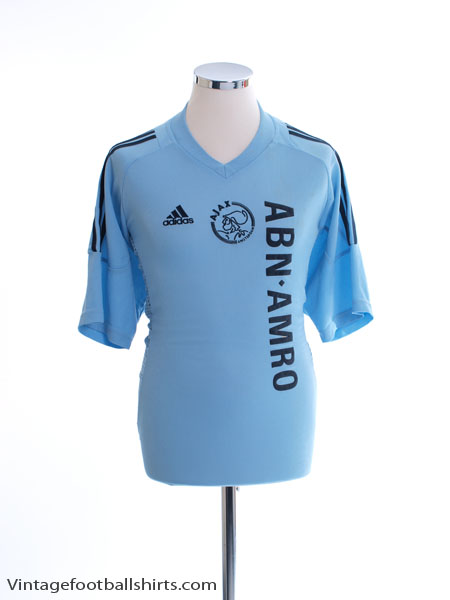 2002-03 Ajax Away Shirt L