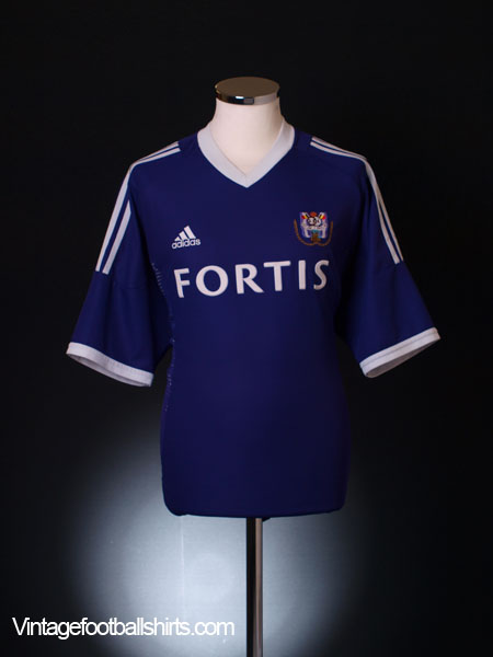 2002-03 Anderlecht Away Shirt XXL