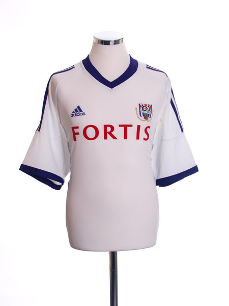 2002-03 Anderlecht Home Shirt XL