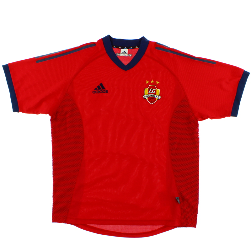 2002-03 Anyang FC Home Shirt *Mint* XXL