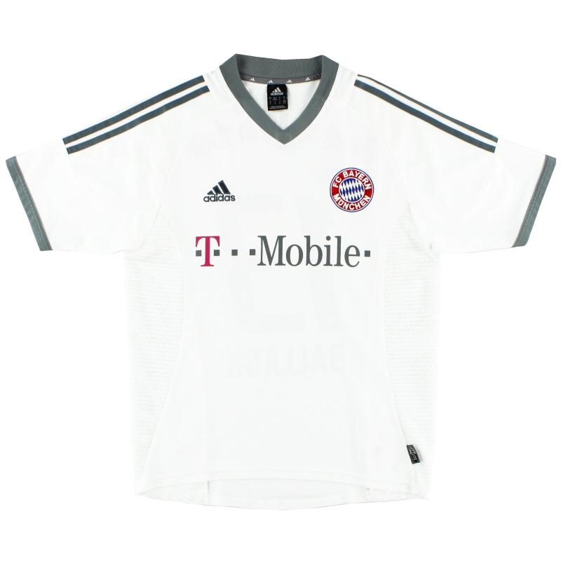 2002-03 Bayern Munich Away Shirt *Mint* L - 135595