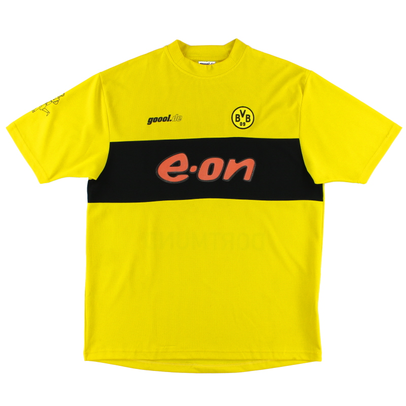 2002-03 Borussia Dortmund Home Shirt XL