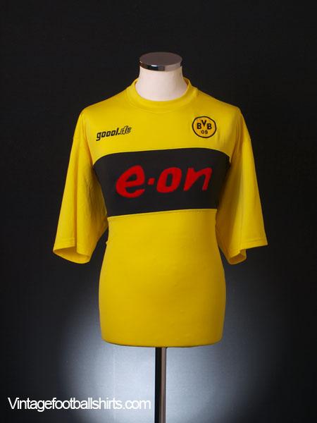 2002-03 Borussia Dortmund Home Shirt L