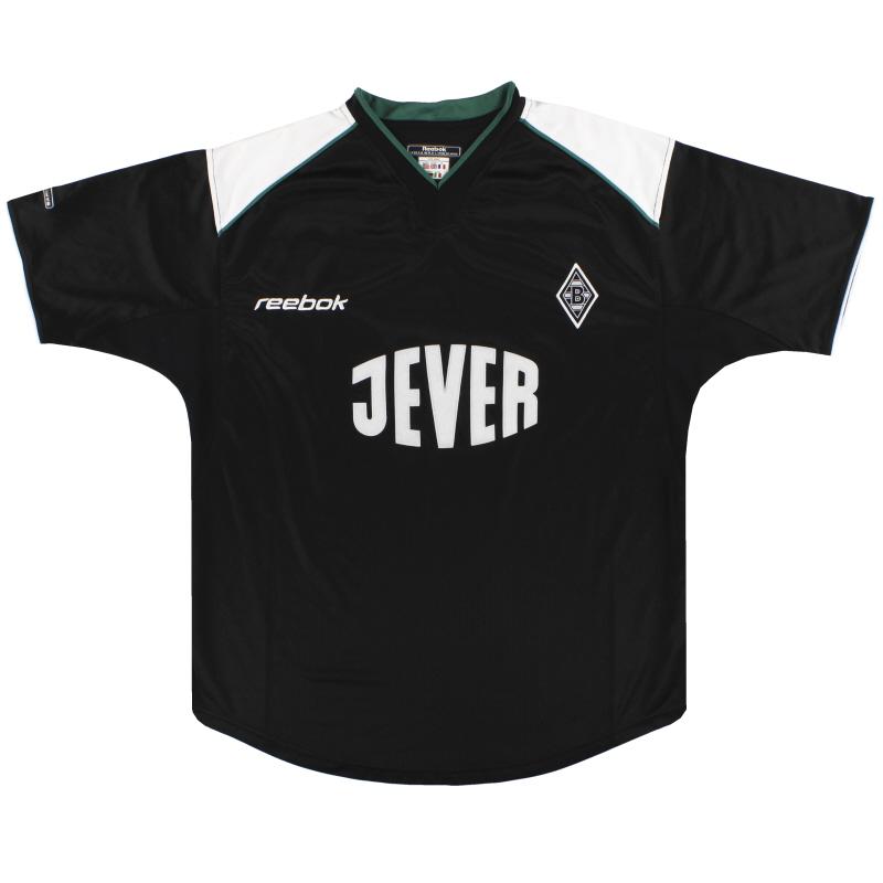 2002-03 Borussia Monchengladbach Reebok Away Shirt XL