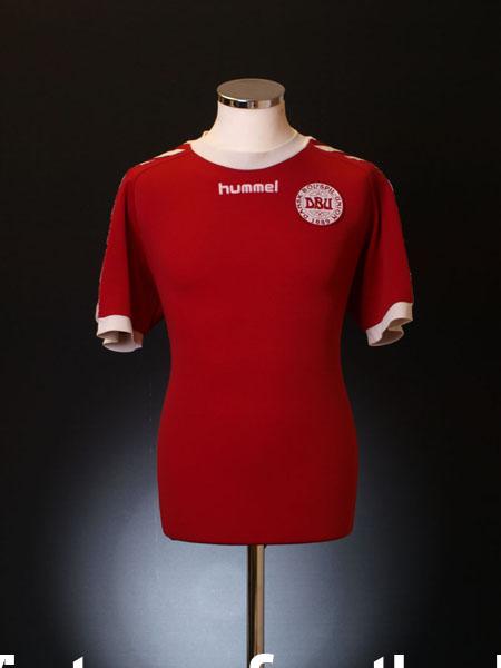 2002-03 Denmark Home Shirt M