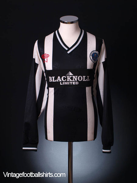 2002-03 Dorchester Town Home Shirt L/S *As new* XL