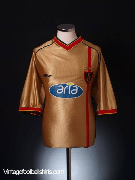 2002-03 Galatasaray Away Shirt S