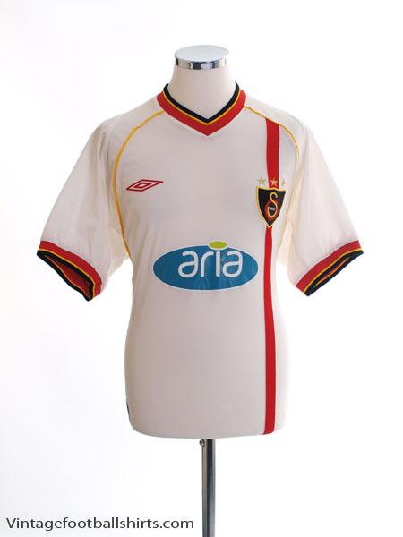 2002-03 Galatasaray Third Shirt M