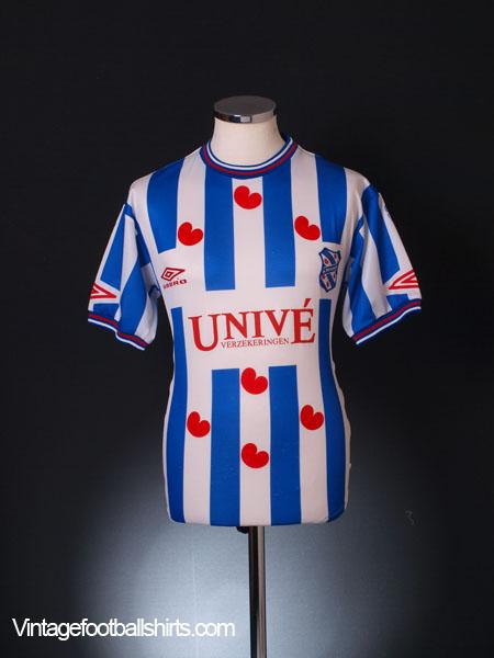 2002-03 Heerenveen Home Shirt S