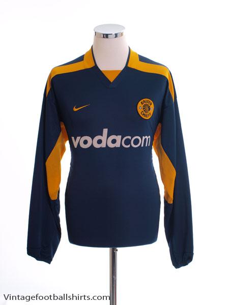2002-03 Kaizer Chiefs Away Shirt L/S M