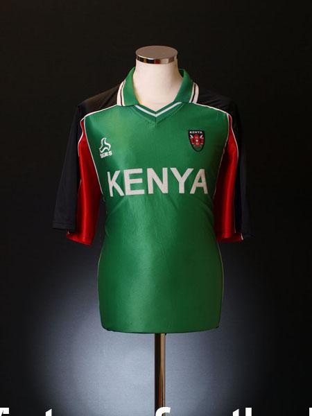 2002-03 Kenya Supporters Home Shirt XXL