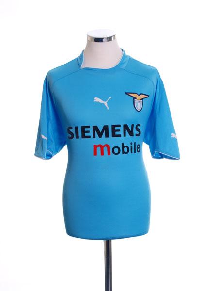 2002-03 Lazio Home Shirt XL