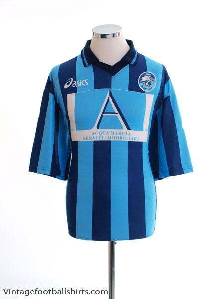 2002-03 Lecco Home Shirt #14 XL