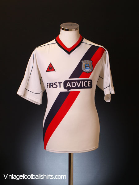 2002-03 Manchester City Away Shirt XL
