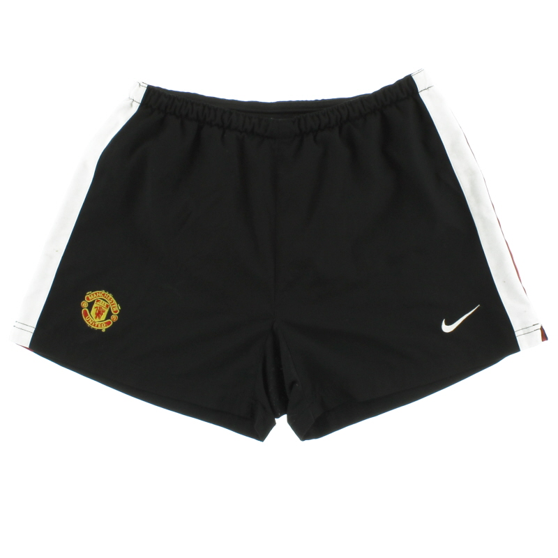 2002-03 Manchester United Third Shorts XL.Boys - 464381