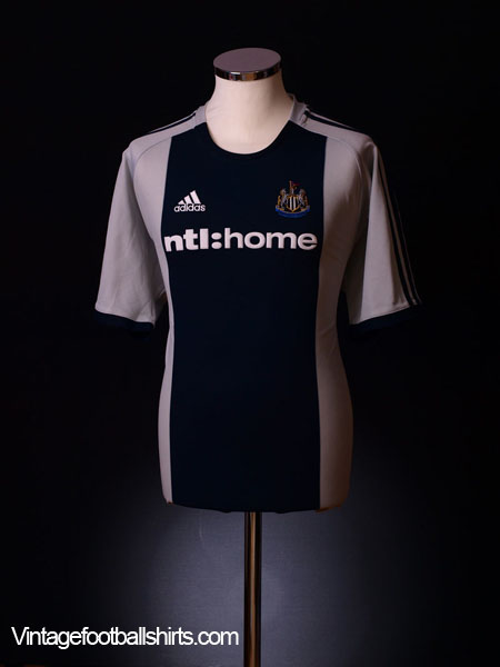 2002-03 Newcastle Away Shirt XXXL
