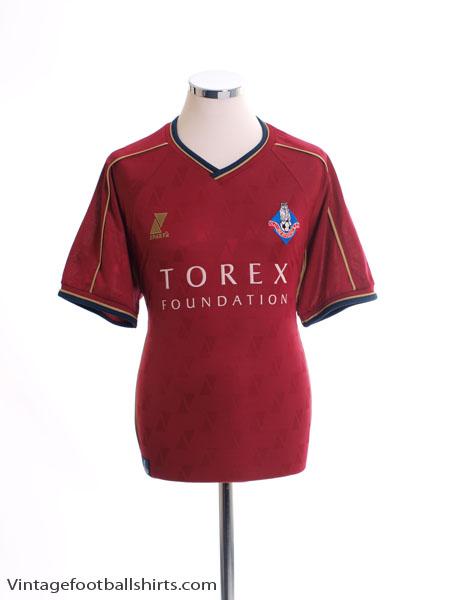 2002-03 Oldham Away Shirt M