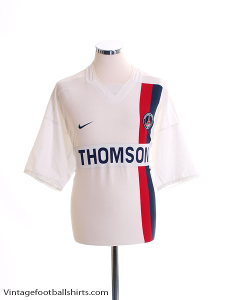 2002-03 Paris Saint-Germain Third Shirt XL