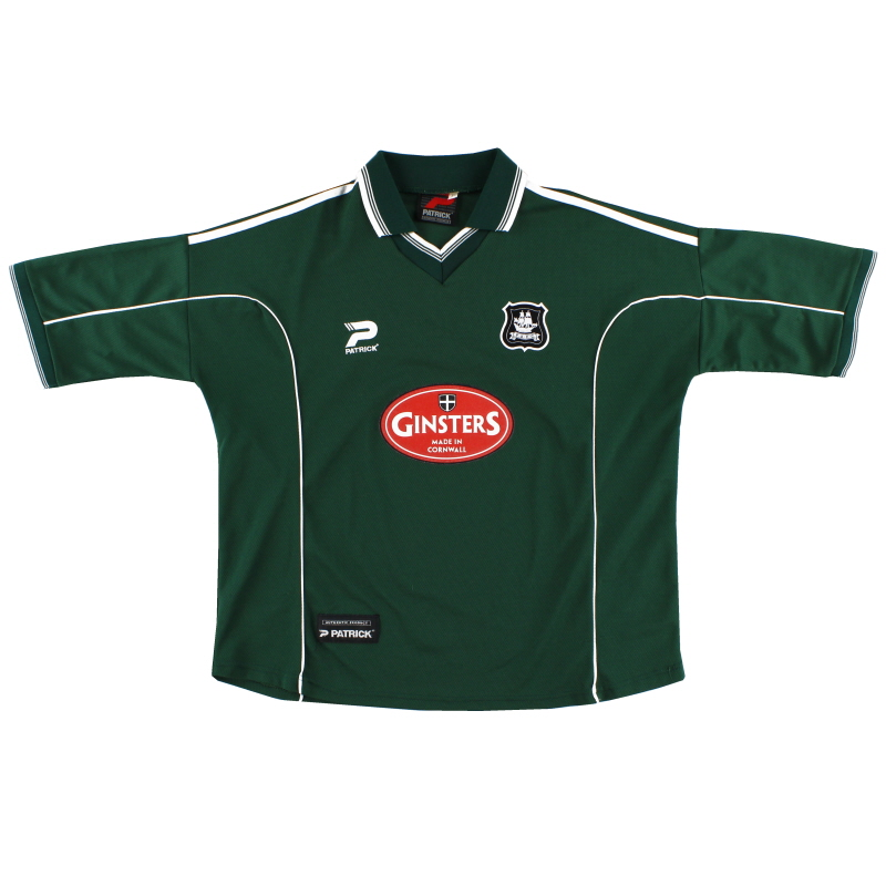 2002-03 Plymouth Patrick Home Shirt S